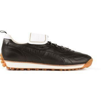 puma black label by alexander mcqueen astro turf trainers  number 1