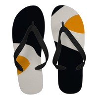 Fried Eggs - Flip-Flops for him!