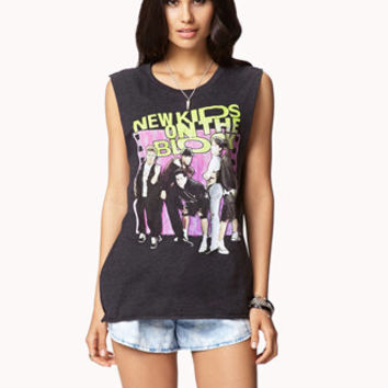 New Kids On The Block Muscle Tee