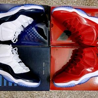 Air Jordan 11 AJ11 Nike Men Women Sport Basketball Shoes