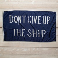 Commodore Perry's Flag | Guideboat Company