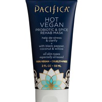 Hot Vegan Probiotic & Spice Rehab Mask