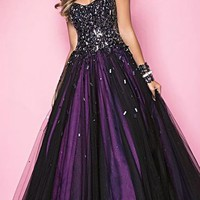 Blush 5200 | Terry Costa: Prom Dresses Dallas, Homecoming Dresses, Pageant Gowns