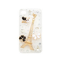 Eiffel Tower Iphone 4 Case: Charlotte Russe