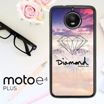 Diamond Supply Co. L1988 Motorola Moto E4 Plus Case
