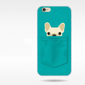 Cute Dogs Lovely pattern Soft TPU Back Cover phone case for For Iphone 5 5s 6 6s 6Plus 6s Plus-LJ1004