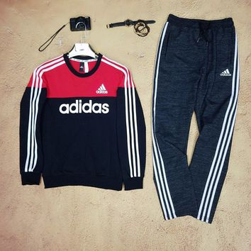 Adidas new fashion long sleeve suit for sale