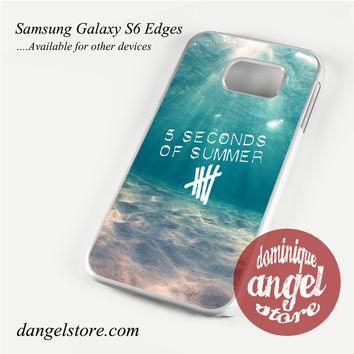 5sos logo Phone Case for Samsung Galaxy S3/S4/S5/S6/S6 Edge