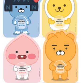 [THE FACE SHOP] Little Friends Sheet Mask (Kakao Friends)