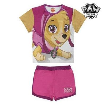Summer Pyjama The Paw Patrol 6114 (size 6 years)