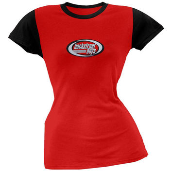 Backstreet Boys - Polyester Stretch Womens Sports Jerseys
