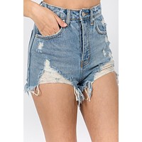 Your Babe Destroyed Shorts