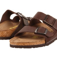 Birkenstock Arizona - Birko-Flor™ Brown Birko-Flor™ - Zappos.com Free Shipping BOTH Ways
