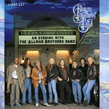 Allman Brothers Band - An Evening With The Allman Brothers
