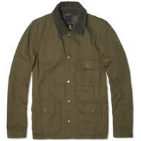 Barbour Lens Jacket