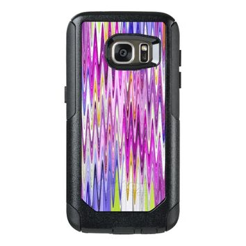 Colorful Abstract Background OtterBox Samsung Galaxy S7 Case