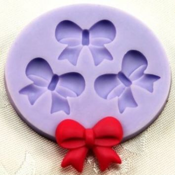 Longzang F0180 DIY Cake Decorating Fondant Silicone Sugar Craft Mold, Mini