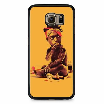 Kodak Black Fancy Samsung Galaxy S6 Edge Plus Case
