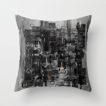 :: Night Sounds :: Throw Pillow by :: GaleStorm Artworks ::