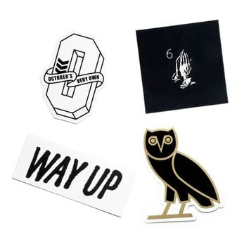 OVO CORE STICKER PACK | October's Very Own