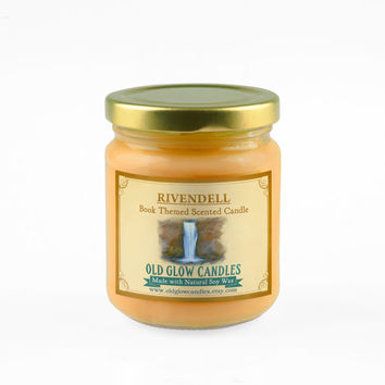 Rivendell - Scented Soy Candle