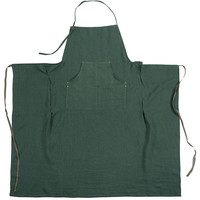 Grand Apron in Emerald design by Sir/Madam