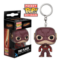 Funko Pocket Pop Keychain: DC Heroes - The Flash