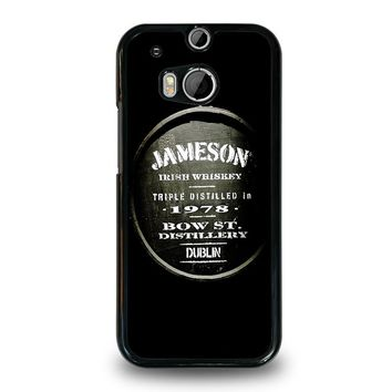 JAMESON WHISKEY  HTC One M8 Case Cover
