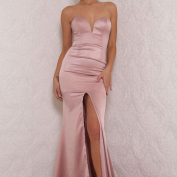 Moet Rose' Dress