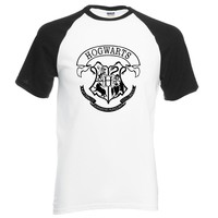 Harry Potter Hogwarts Raglan T-Shirt