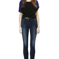 High Rise Skinny | Channel Seam Skinny NO3