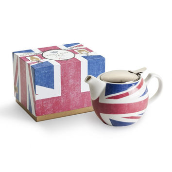 Union Jack English Teapot