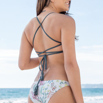 Bettinis - Full Reversible Bottom | Light Bloom