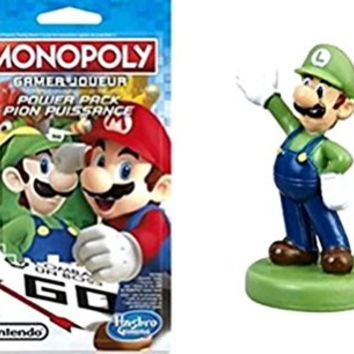MF Monopoly Gamer Power Pack - Luigi