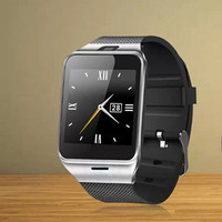 """Very fast 1.55"""" GSM Camera wrist Watch SIM card Smartwatch Waterproof Aplus  mart watch phone for iPhone6 Samsung Android Phone"""