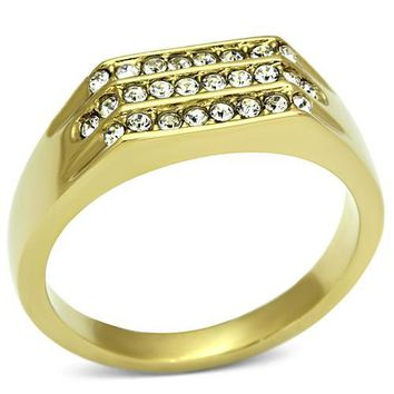 Adar Gold Mens Ring