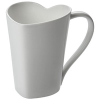 Heart Shaped Mug from Alessi