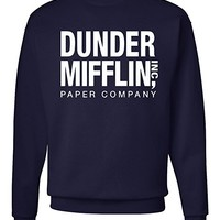Dunder Mifflin Paper Company The Office Adult Crewneck Sweatshirt
