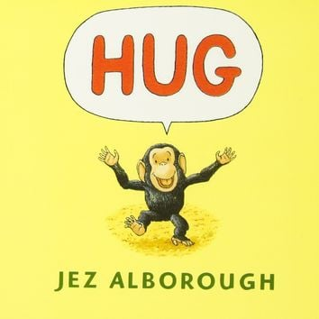 Hug Board book – November 12, 2001