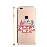 Phone Cases For iPhone SE 5 5S 6 6S 6Plus 7 7Plus Hard plastic Phone Cases Stranger Things Christmas Lights Back CaAS