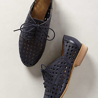 Perforated Kelly Oxfords by Seychelles Gold 7.5 Oxfords