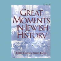 Great Moments In Jewish History, Book