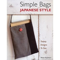 Stackpole Books-Simple Bags Japanese Style