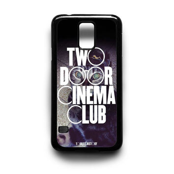 Two Door Cinema Club Samsung S5 S4 S3 Case By xavanza
