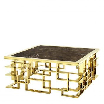 Geometric Base Coffee Table | Eichholtz Spectre