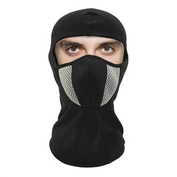 Multi-functional Windproof Ski Face Mask Winter Motorcycle Neck Warmer Cycling Hat for Men Women Outdoor Activities