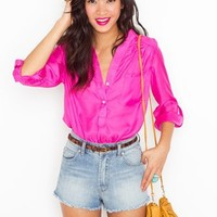 Fruit Punch Blouse in Clothes at Nasty Gal