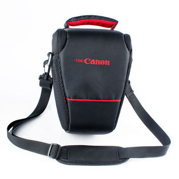 Camera Bag Case For Canon EOS 1300D 6D 70D 760D 750D 80D 700D 600D 650D 1200D 1100D 5D Mark III 550D SX50 SX60 SX30 kiss x7 100D
