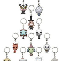 Funko Pop Blindbag Keychain: Nightmare Before Christmas Mystery Vinyl