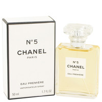 Chanel # 5 by Chanel Eau De Parfum Premiere Spray for Women